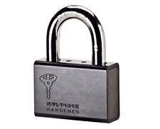"MUL-T-LOCK INTERACTIVE #10 C-SERIES PADLOCK 3/8"" SHACKLE HIGH SECURITY  id card"
