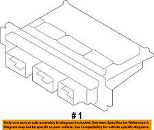 FORD OEM-ECM PCM ECU Engine Control Module Computer 7U7Z12A650HNARM