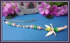 Bookmark Personalised pearl Tinkerbell teacher great  gift idea any name