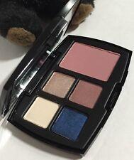 Lancome Color Design Palette Eyeshadow (4) & Blush (1) Travel Size GWP #05SC New