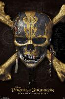 Disney Pirates of the Caribbean: Dead Men Tell No Tales - Skull and Crossbones
