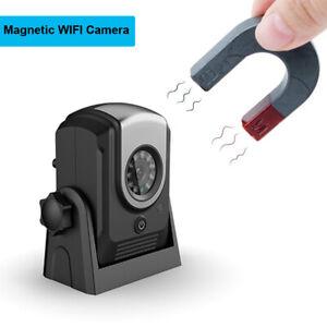 Wireless WIFI Magnetic 2100mAh Battery Operated Portable Backup Reversing Camera