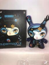 "Kidrobot x 64 Colors SUPERMAGICAL DUNNY 8"" VINYL ART FIGURE kaws janky kawaii"