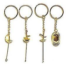 Sport Fencing Keychains