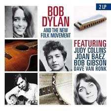 Folk Vinyl-Schallplatten-Alben aus den USA & Kanada als Sampler