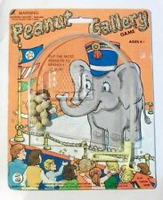 1989 Peanut Gallery pinball game on board by Smethport Specialty