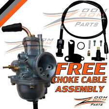 Carburetor for POLARIS SPORTSMAN 90 MANUAL CHOKE CABLE 2001-2006 WITH FREE CABLE