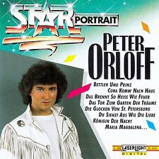 PETER ORLOFF : STAR PORTRAIT / CD (LASERLIGHT DIGITAL 15 398) - NEUWERTIG