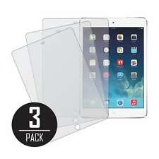 MPERO Collection 3 Pack of Matte Anti-Glare Screen Protectors for Apple iPad Air