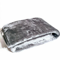 Gorilla Grip Original Thick Memory Foam Bath Rug, 30x20, Gray