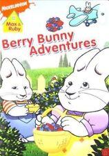 Max Ruby Berry Bunny Adventures 0097368529243 DVD Region 1