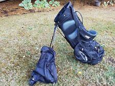 Sun Mountain SUPERLIGHT 3.5 SL Stand Golf Bag 6-Way w Rain Cover VERY NICE