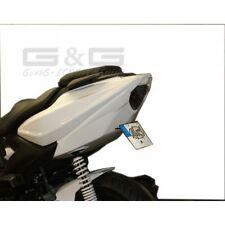 Verkleidungsset MTKT Verkleidung Weiss Heck für Yamaha Aerox MBK Nitro ab 2013