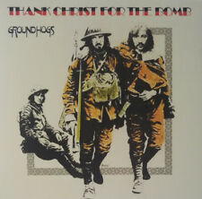 Groundhogs - Thank Christ For the Bomb CD - SEALED New Blues Rock Album - GREAT
