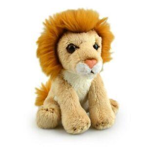 LIL FRIENDS LION PLUSH SOFT TOY 12CM STUFFED ANIMAL BY KORIMCO