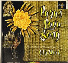 """BILLY WARD """"PAGAN LOVE SONG"""" POP VOCAL LP 1959 LIBERTY 3113"""