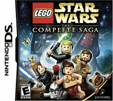 LEGO Star Wars: The Complete Saga [Nintendo DS DSi, Action Adventure] NEW