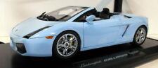 Véhicules miniatures bleus pour Lamborghini 1:8