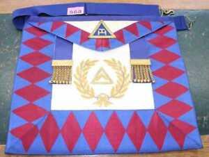 3588 Royal Arch Supreme Grand Chapter Apron