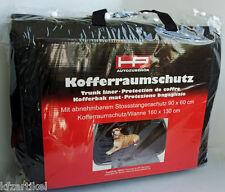 KOFFERRAUMWANNE KOFFERMATTE  SCHUTZWANNE STABIL WASSERFEST STOßSTANGENSCHONER