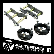 """TOYOTA HILUX N80 2016- 2"""" LIFT KIT - 2 INCH EXTENDED SHACKLES 25MM STRUT SPACERS"""