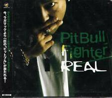 PitBull Fighter - REAL - Japan CD - NEW J-POP