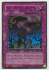 Yugioh 1st Edition Ultra Rare Call of the Haunted PSV-012 *Heavy Play Condition