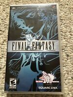 Final Fantasy 20th Anniversary (Sony PSP, 2007) Complete CIB -Tested -