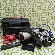 SAMSUNG VP-L300 Video 8 8 mm Caméscope Caméra Vidéo | Très bon état Carry Case