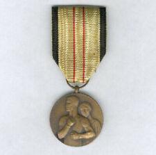BELGIUM. Civil Resistance Medal 1940 - 1945