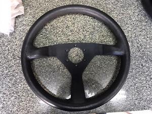 MOMO Steering Wheel 350mm MONTE CARLO ...RARE