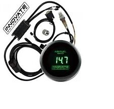 INNOVATE DB GREEN LED WIDEBAND GAUGE KIT, LC-2, with O2 SENSOR #3873