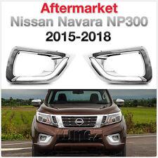 New LED Daytime Running Light DRL For Nissan Navara D23 NP300 Kit Fog Lamp Tunez