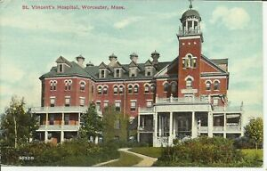 Worcester, Mass., St. Vincent's Hospital