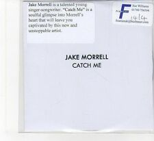 (FB266) Jake Morrell, Catch Me - DJ CD