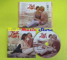 CD BEST OF LOVE 3 compilation 98 DION SPRINGSTEEN BOLTON CAREY STREISAND (C3)