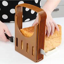 Brotschneider bread slicer Küchen Brot Loaf Toast Slicer Cutter Schneidemaschine