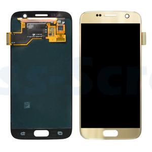 Samsung Galaxy S7 G930 LCD Screen Digitizer Silver White Black Gold