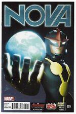 NOVA #29 | Vol. 5 | 1st Warbringer | Avengers Infinity War movie | 2015 | NM-