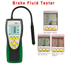 LCD Brake Fluid Tester Auto Car Vehicle Automotive Diagnostic Tools For DOT3 4 5