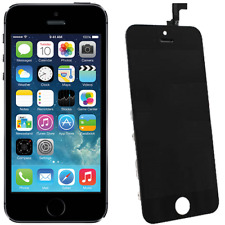 LCD Touch Screen Display Digitizer Assembl Replacement for Apple iPhone 5S Black