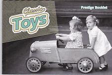 2009 Classic Toys (SP178) - Prestige Booklet