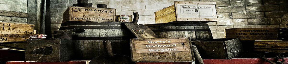 Burto's Backyard Bargains