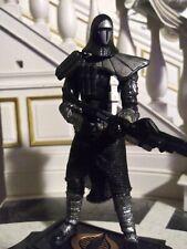 Star Wars Mandalorian Crusader Custom 3.75 vintage collection Black Series Clone