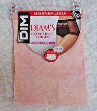 CULOTTE  DIM DIAM'S CONTROL LIGHT ROSE PETALE  TAILLE 44  *NEUF*
