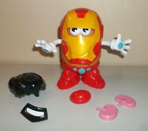 Mr Potato Head - Marvel Iron Man and Tony Stark Set