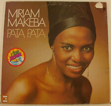 "MIRIAM MAKEBA PATA PATA THE HIT SOUND OF Miriam Makeba 12"" LP (i19)"