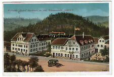 alte Ak 1924 Nordrach im Schwarzwald, Kurhotel und Gasthaus Stube