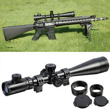 New ZOS 6-24X50ESF IR SWAT Extreme Tactical Rifle Scope