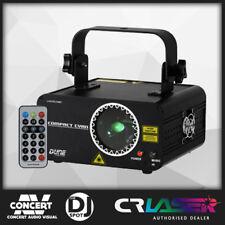 LASER CYAN Compact Laser 120mW Blue Green DMX DJ Laser Show Light Party